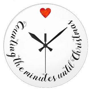 The Countdown Wall Clock
