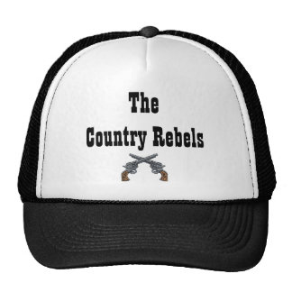 The Country Rebels Trucker Hat
