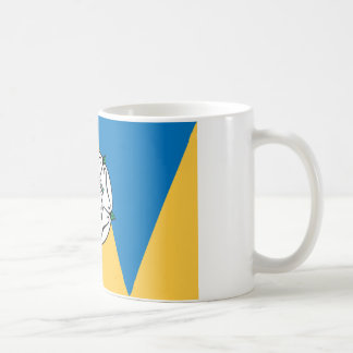 The County Flag of West Yorkshire Coffee Mug