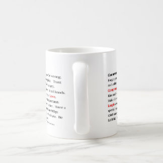 The Couples Manifesto Cup