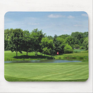 The Course Next Door Mouse Pad