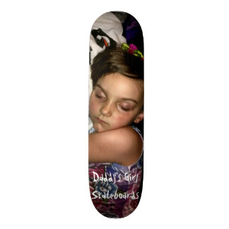 The Courtney Collection 21.3 Cm Mini Skateboard Deck