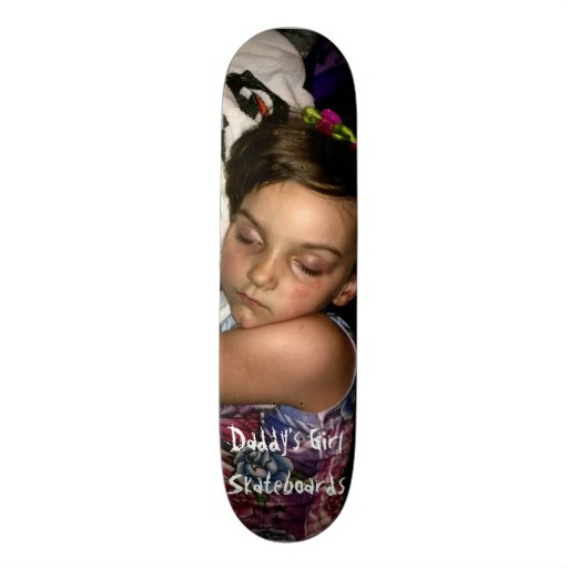 The Courtney Collection Skateboard