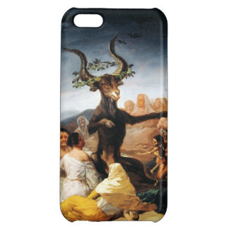The Coven Francisco José de Goya masterpiece paint iPhone 5C Case