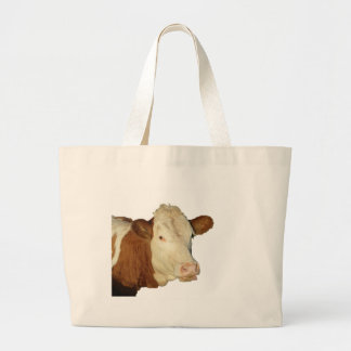 The Cow Canvas Bag