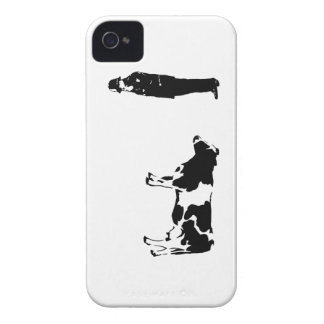 The Cow Case-Mate iPhone 4 Cases