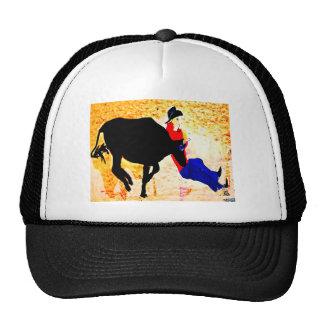 The Cowboy Mesh Hat