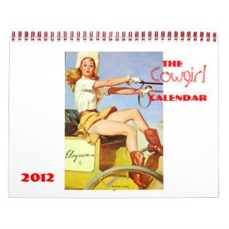 The Cowgirl Calendar