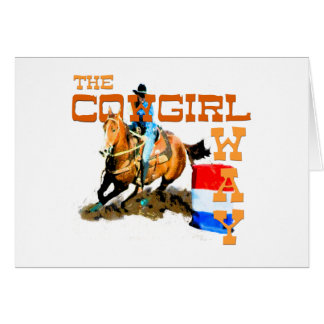 The Cowgirl Way gifts Card