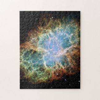 The Crab Nebula Jigsaw Puzzle