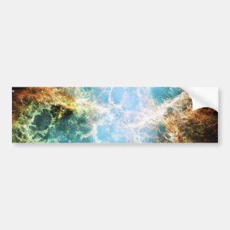 The Crab Nebula M1 NGC 1952 Taurus A Bumper Sticker