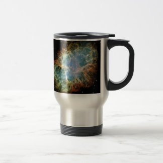 The Crab Nebula Stainless Steel Travel Mug