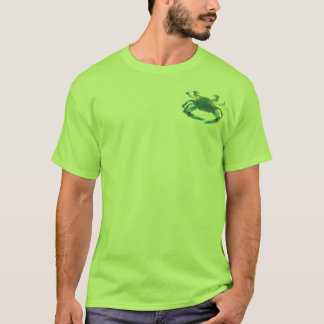 the crab whisperer - blue crab T-Shirt