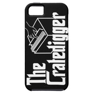 The Cratedigger iPhone 5 Case