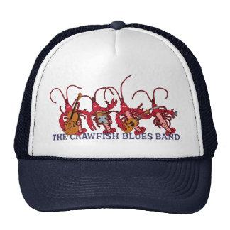 The Crawfish Blues Band Cap