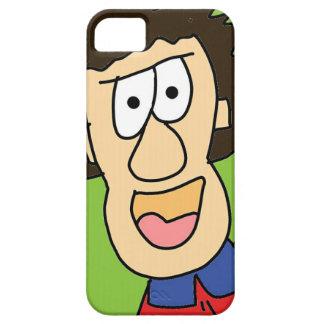 the crazy grandpa cartoon iPhone 5 covers