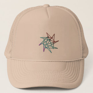 The Crazy Star Hat