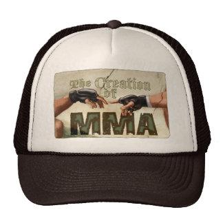 The Creation of MMA Trucker Hats
