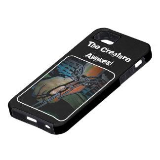 'The Creature Awakes!' iPhone case