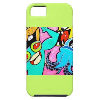 """the creatures"" iPhone 5 case"