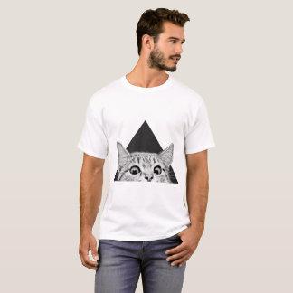 The Creepy Cat T-Shirt