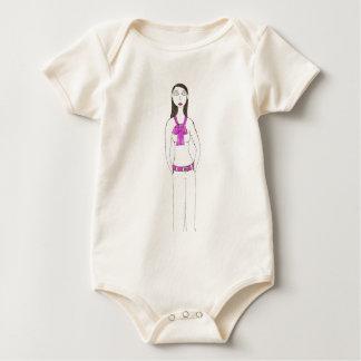 The Creepy Prep Baby Bodysuit
