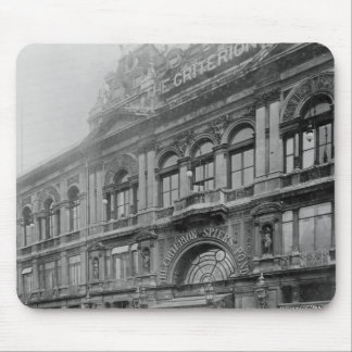 The Criterion Restaurant and Theatre, 1902 Mousepad