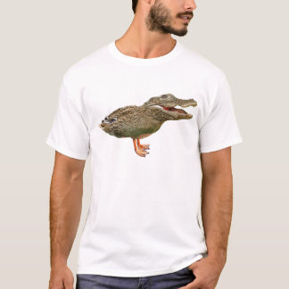 The Crocoduck with feet T-Shirt