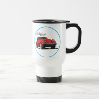 The Crosley Hotshot Travel Mug