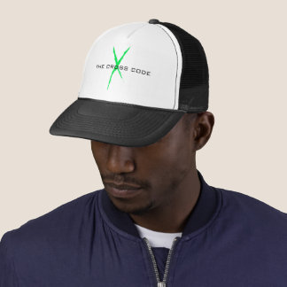 The Cross Code Trucker Hat