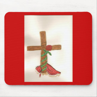 The Cross... Mouse Pad