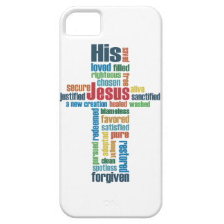 The Cross of Jesus iPhone 5 Cases