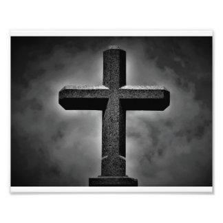 The Cross Photo Print