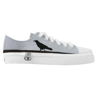 The Crow Low Tops
