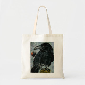 'The Crow that stole the rose necklace!'  bag
