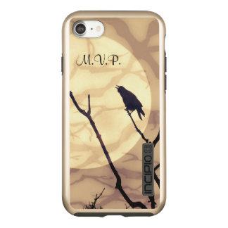The Crow, The Moon, The Shadows Incipio DualPro Shine iPhone 7 Case