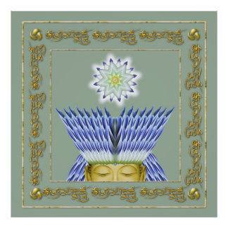 The Crown of Enlightenment Poster