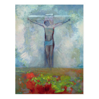 The Crucifixion, c.1910 Postcard
