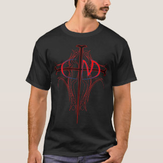 The Crucifixion Machine Official Tee Shirt