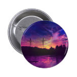 The Crucifixion of Jesus Christ on the Cross Pin