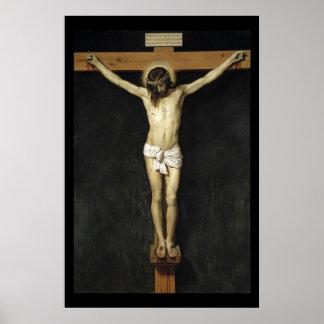 The Crucifixion - Velazquez Poster