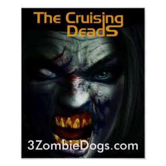 The Cruising DeadS official Poster