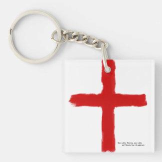 The Crusades - Temple Knights Key Ring