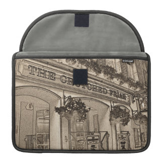 The Crutched Friar Public House Sleeves For MacBook Pro