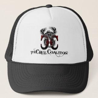 The Cruz Coalition Logo Trucker Hat
