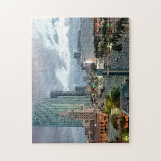 The Cuban Freedom Tower in Downtown Miami Jigsaw Puzzle