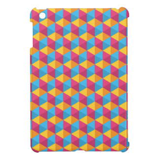 The Cube Pattern I Cover For The iPad Mini
