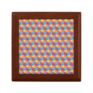 The Cube Pattern I Gift Box