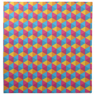 The Cube Pattern I Napkin