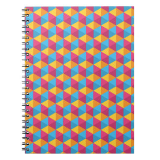 The Cube Pattern I Notebook